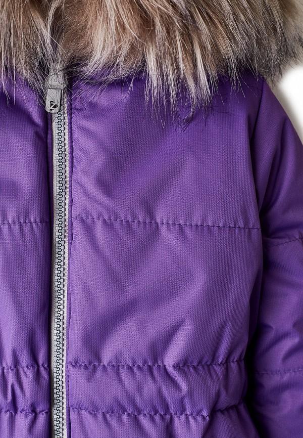 Детский комбинезон утепленный Zukka цвет фиолетовый  Фото 3