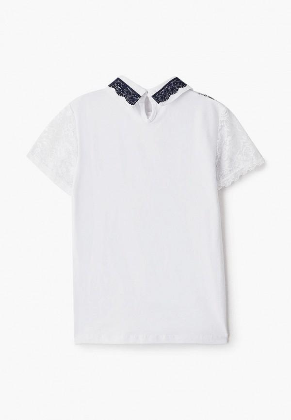 Блуза Соль&Перец цвет белый  Фото 2