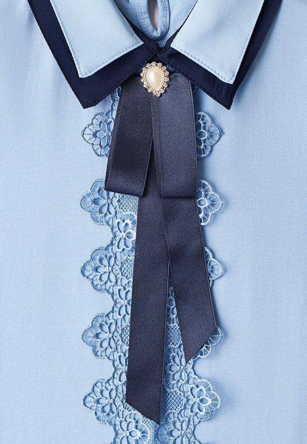 Блуза Соль&Перец цвет голубой  Фото 3