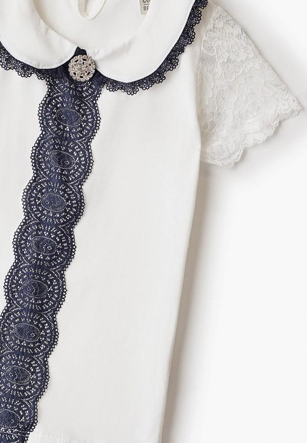 Блуза Соль&Перец цвет белый  Фото 3