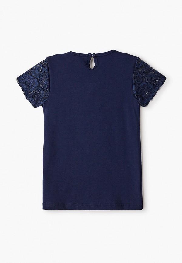 Блуза Соль&Перец цвет синий  Фото 2