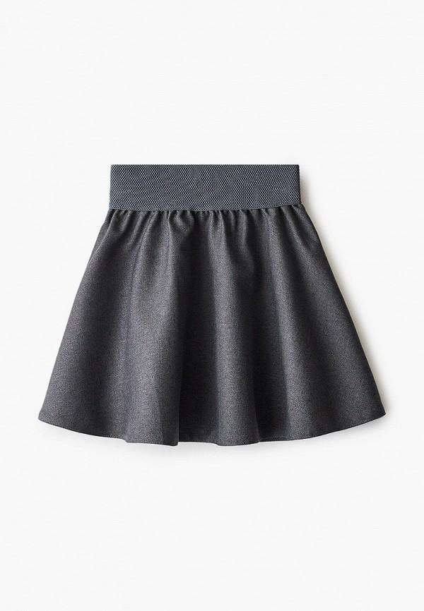 Юбка для девочки Соль&Перец цвет серый  Фото 2