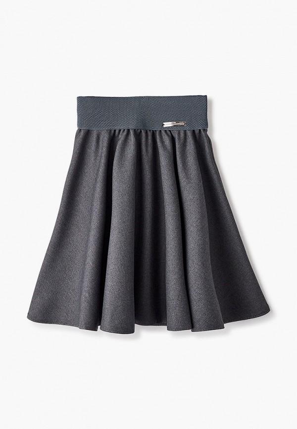 Юбка для девочки Соль&Перец цвет серый