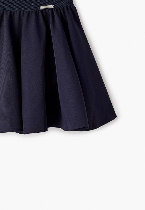 Юбка для девочки Соль&Перец цвет синий  Фото 3