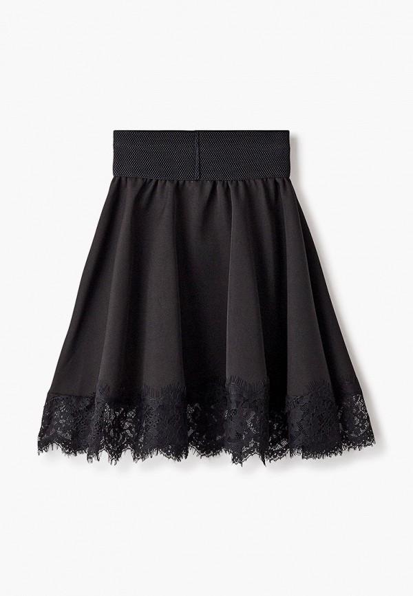 Юбка для девочки Соль&Перец цвет черный  Фото 2