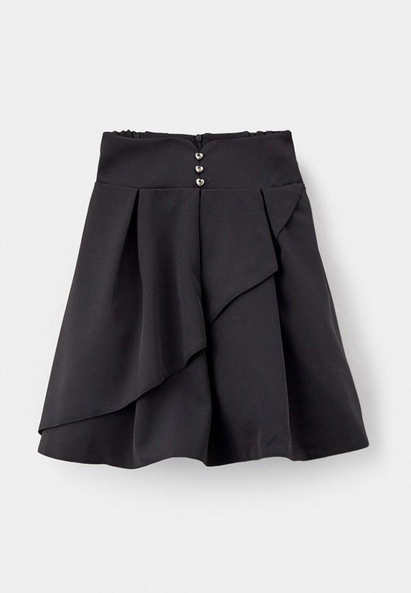 Юбка для девочки Соль&Перец цвет черный