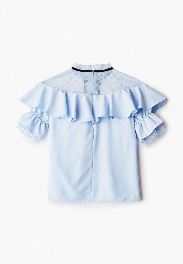 Блуза Соль&Перец цвет голубой  Фото 2