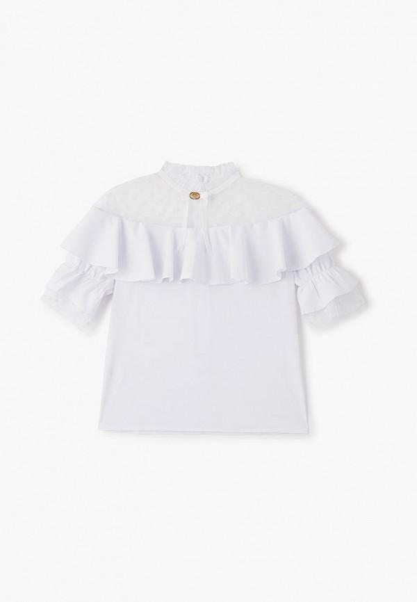 Блуза Соль&Перец цвет белый