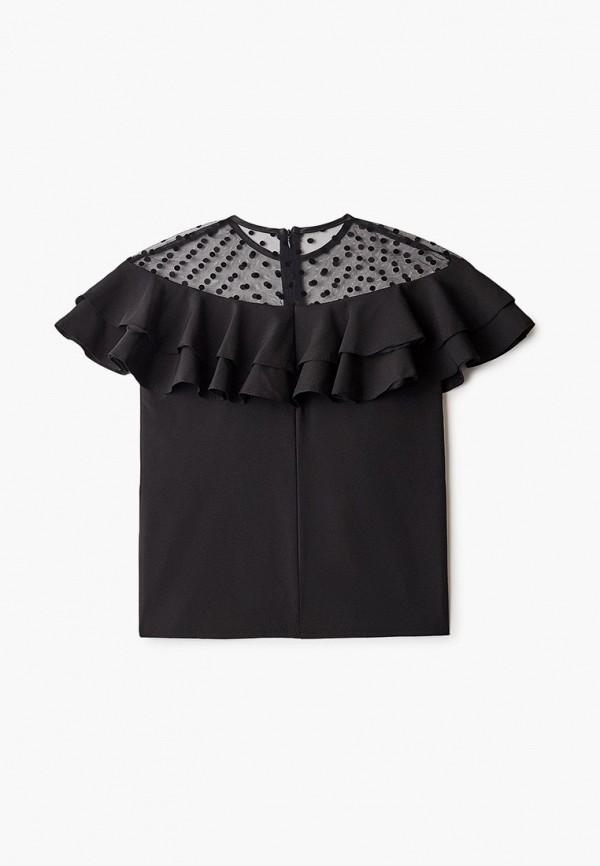 Блуза Соль&Перец цвет черный  Фото 2