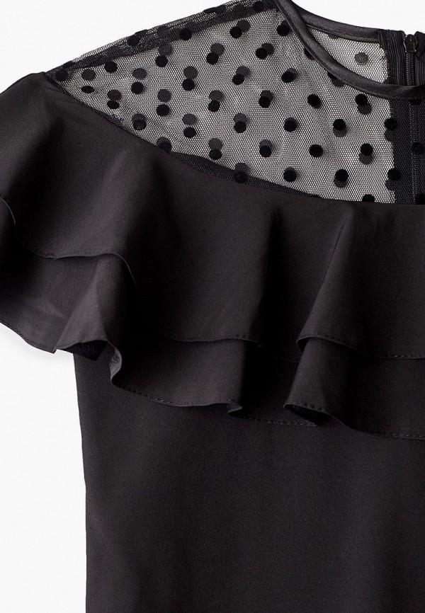 Блуза Соль&Перец цвет черный  Фото 3