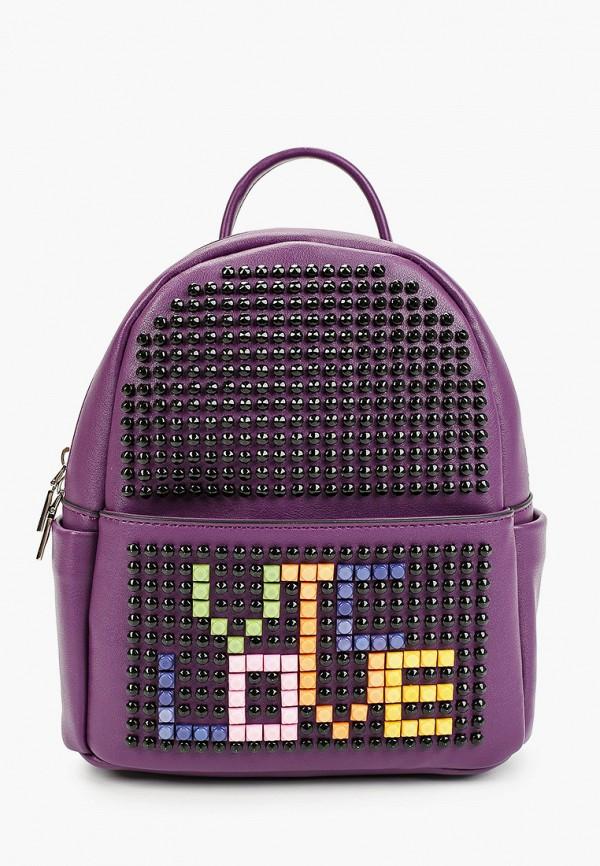 рюкзак vitacci для девочки, фиолетовый