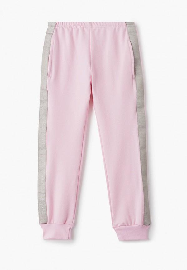 Брюки спортивные для девочки КотМарКот цвет розовый