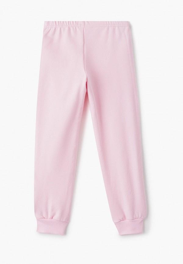 Брюки спортивные для девочки КотМарКот цвет розовый  Фото 2