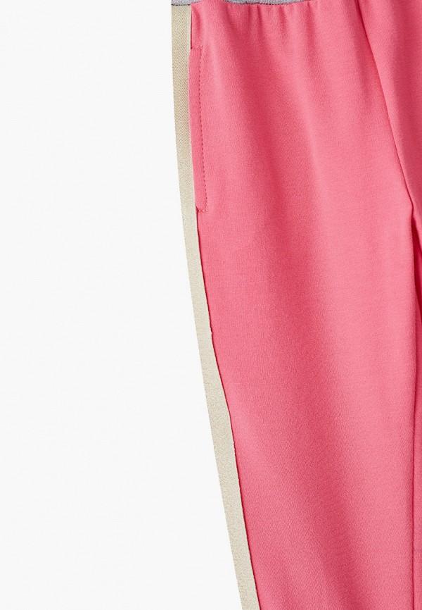 Брюки для девочки КотМарКот цвет розовый  Фото 3