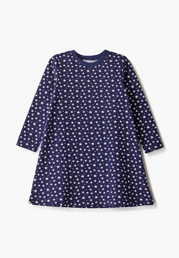 Платья для девочки КотМарКот цвет синий