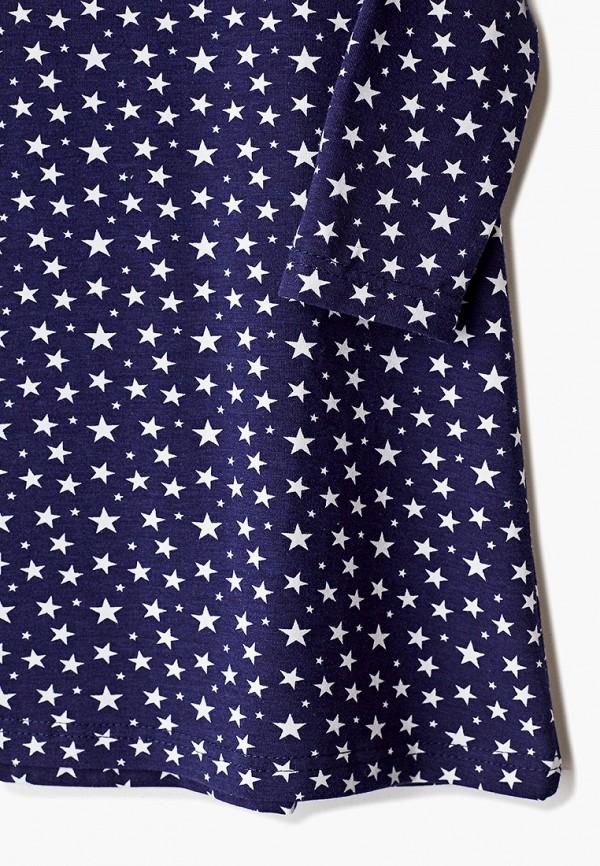 Платья для девочки КотМарКот цвет синий  Фото 3