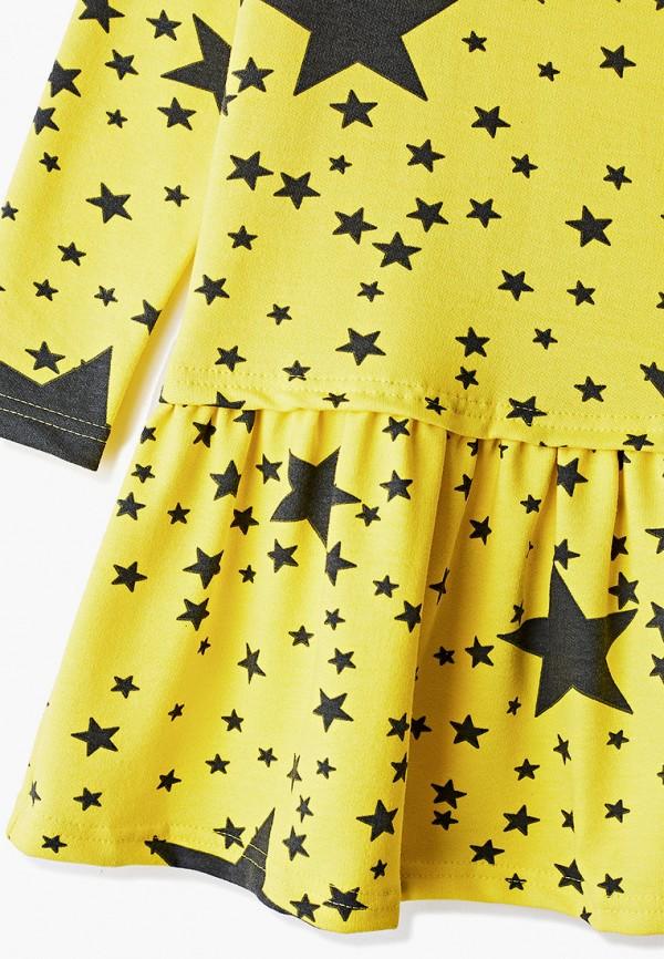 Платья для девочки КотМарКот цвет желтый  Фото 3