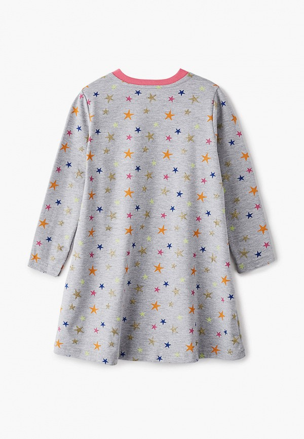 Платья для девочки КотМарКот цвет серый  Фото 2