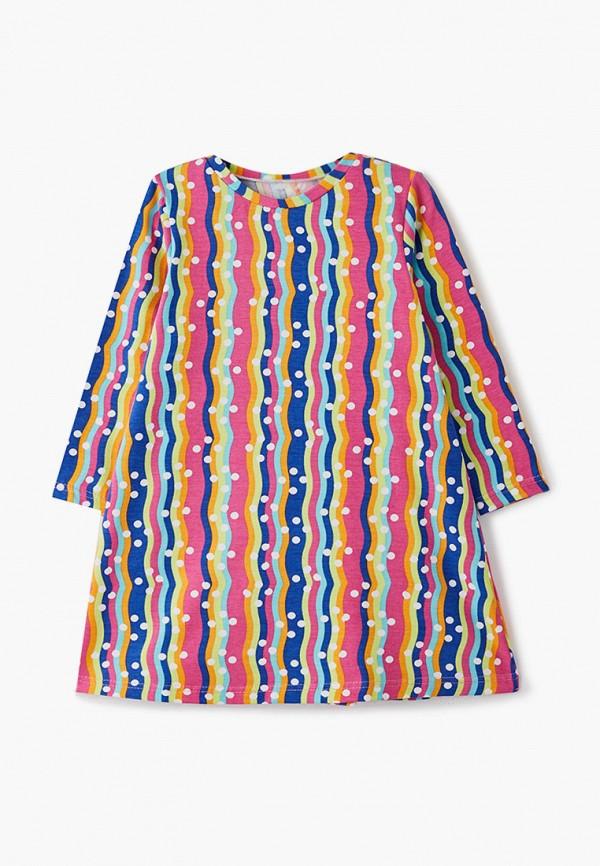 Платья для девочки КотМарКот цвет разноцветный
