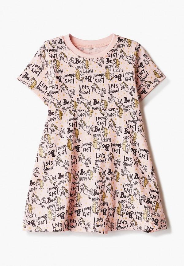 Платья для девочки КотМарКот цвет розовый