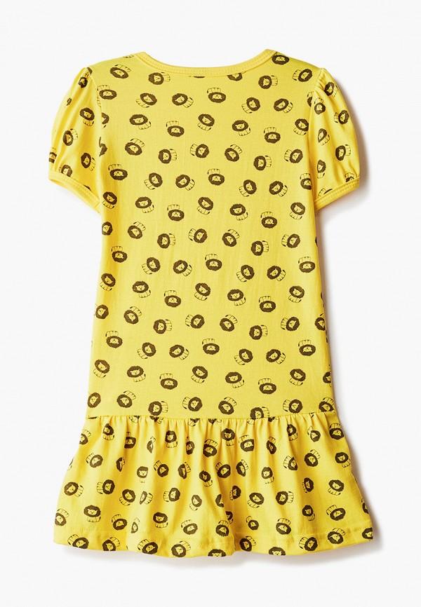 Платья для девочки КотМарКот цвет желтый  Фото 2