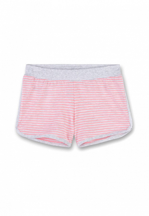 шорты sanetta для девочки, серые