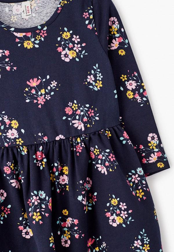 Платья для девочки DeFacto цвет синий  Фото 3