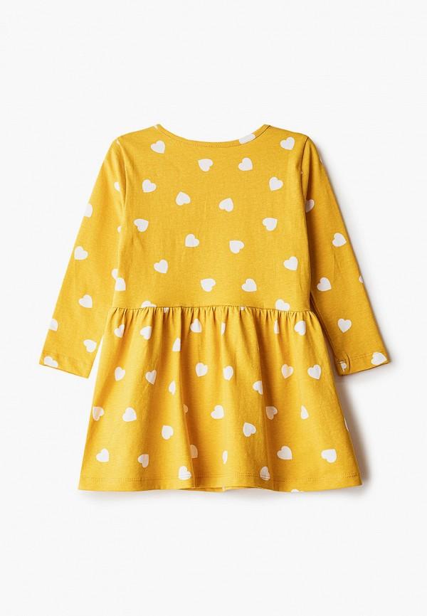 Платья для девочки DeFacto цвет желтый  Фото 2