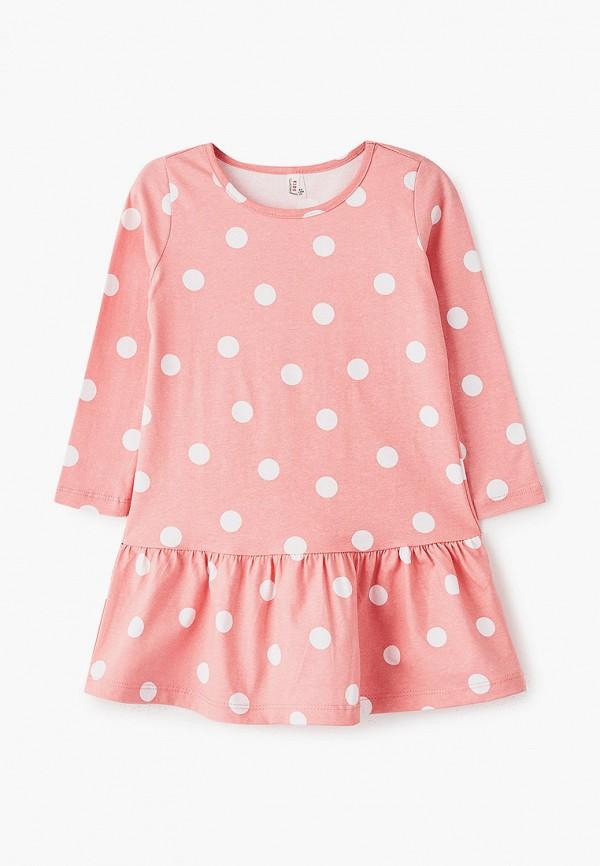 Платья для девочки DeFacto цвет розовый