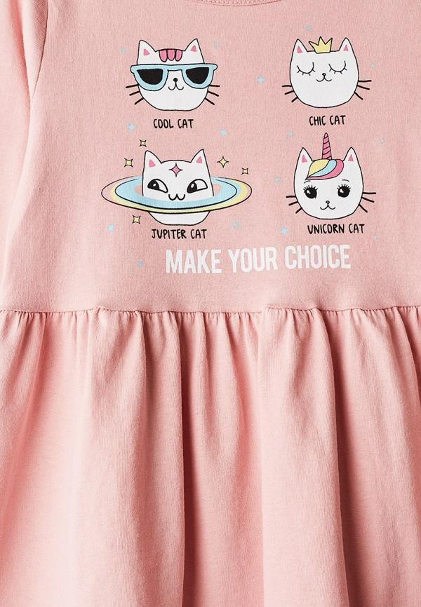 Платья для девочки DeFacto цвет розовый  Фото 3