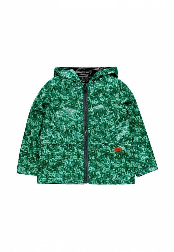 куртка boboli для девочки, разноцветная