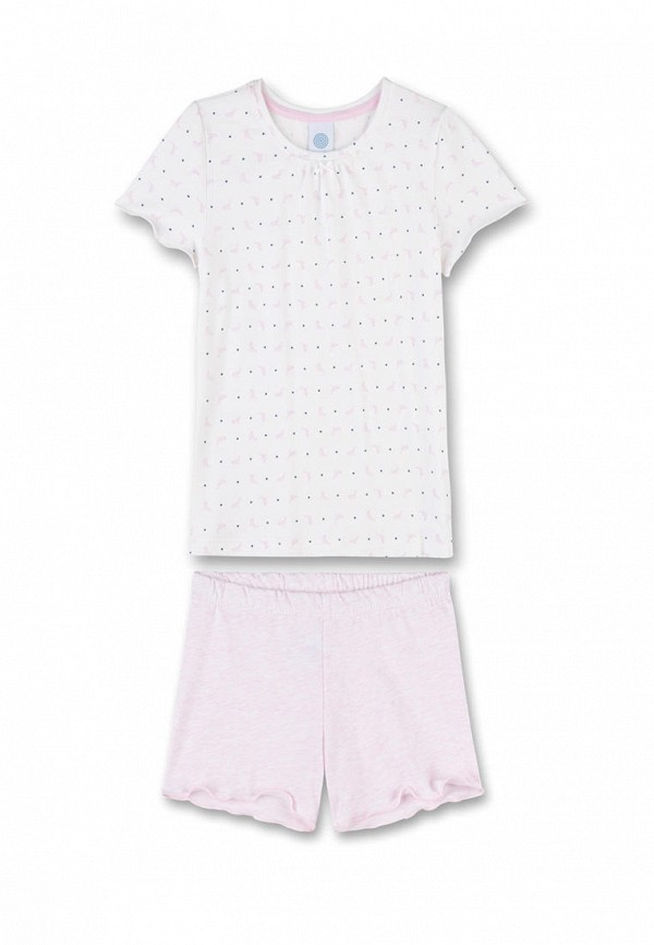 пижама sanetta для девочки, разноцветная