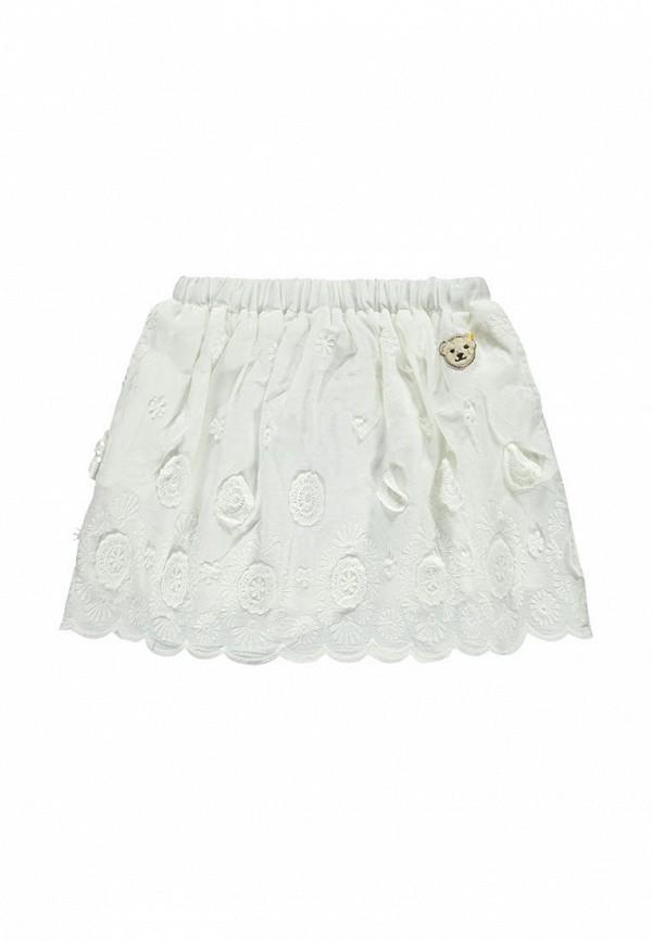 юбка steiff для девочки, белая