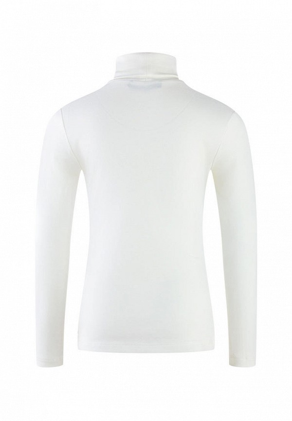 Водолазка для девочки DanMaralex цвет белый  Фото 2