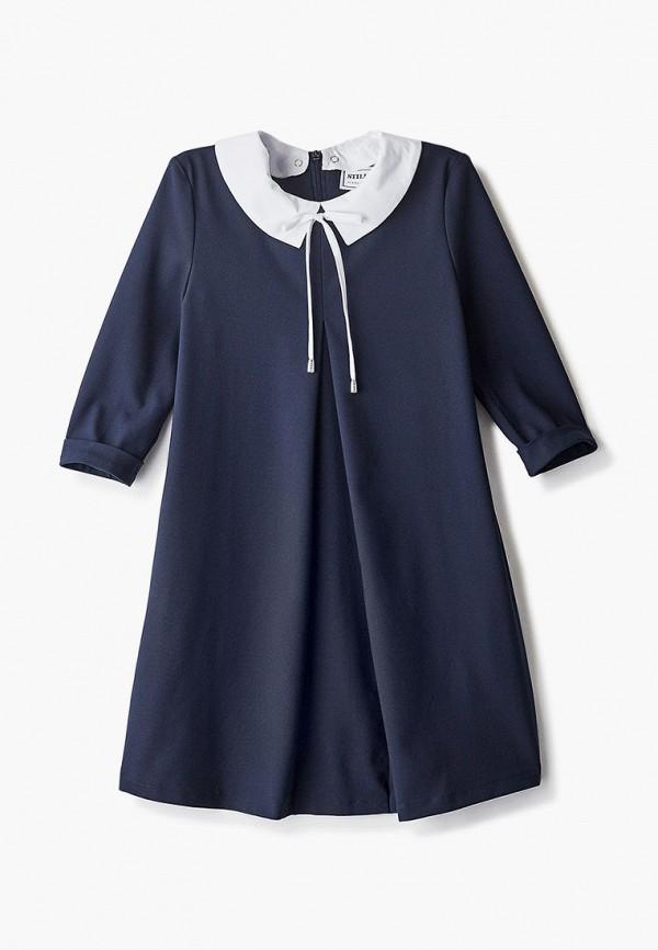 Платья для девочки Stillini цвет синий