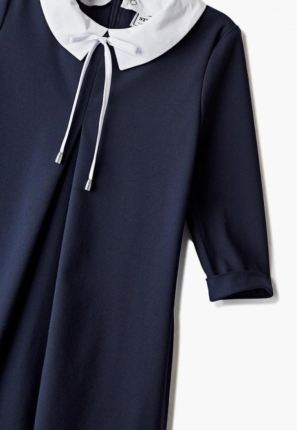 Платья для девочки Stillini цвет синий  Фото 3