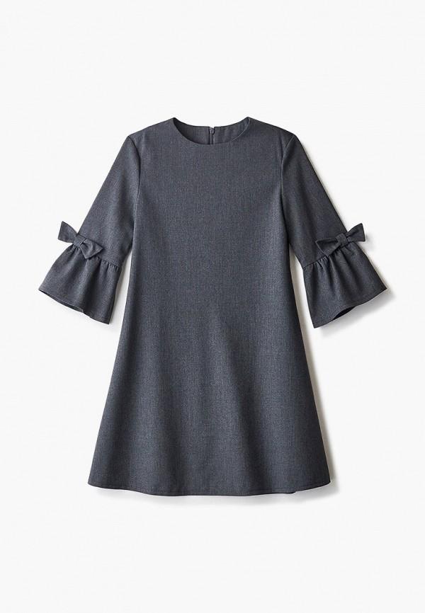 Платья для девочки Stillini цвет серый