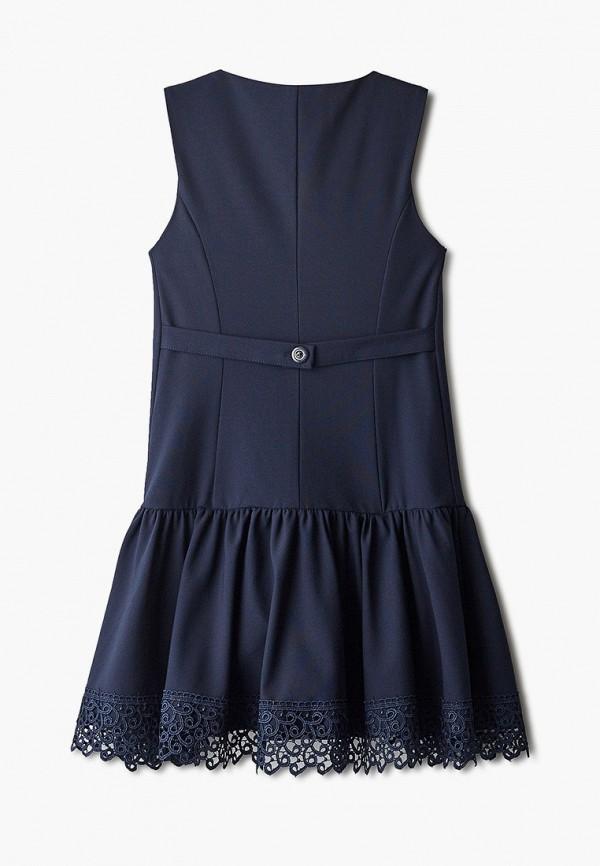 Платья для девочки Stillini цвет синий  Фото 2