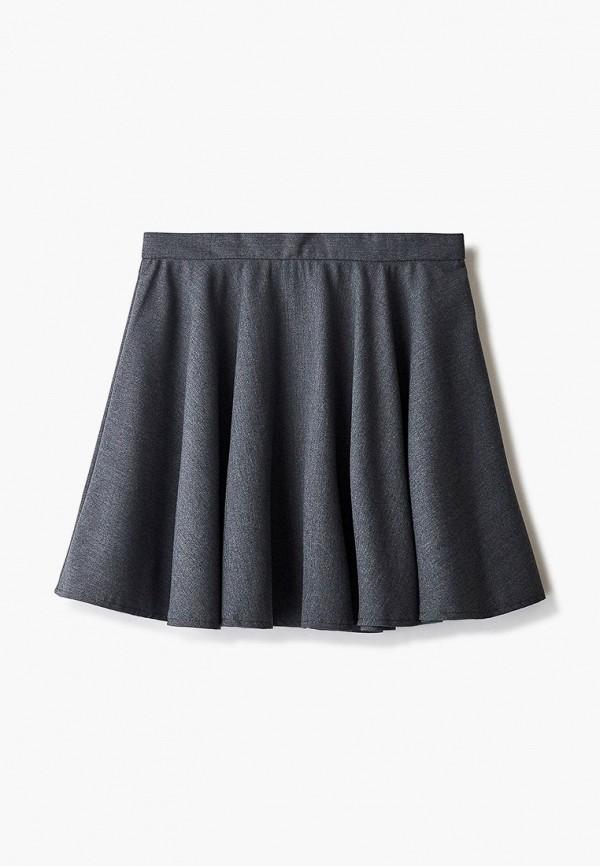 Юбка для девочки Stillini цвет серый