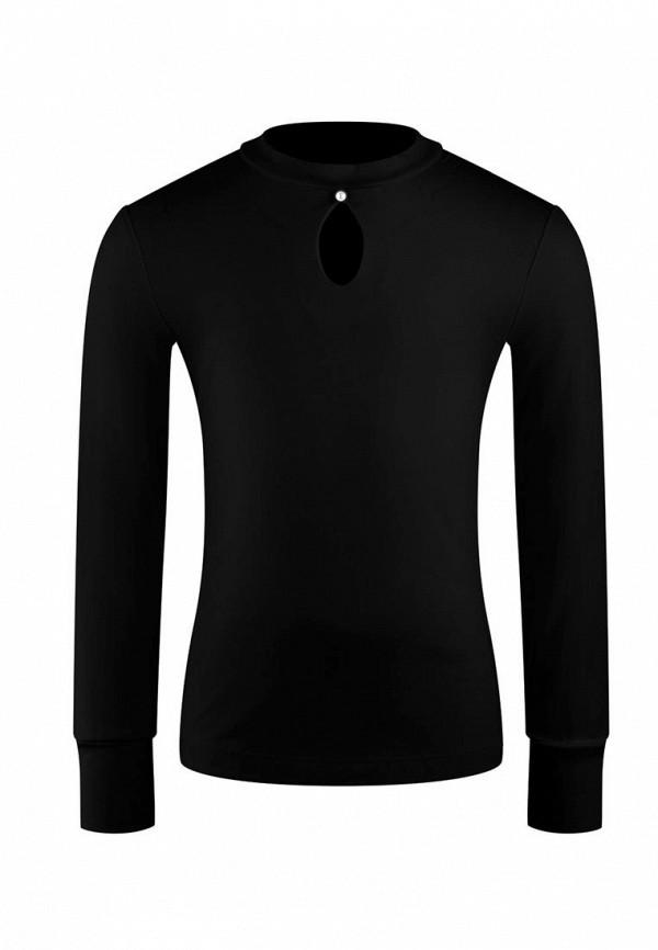 Джемпер для девочки DanMaralex цвет черный