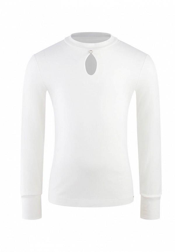 Джемпер для девочки DanMaralex цвет белый