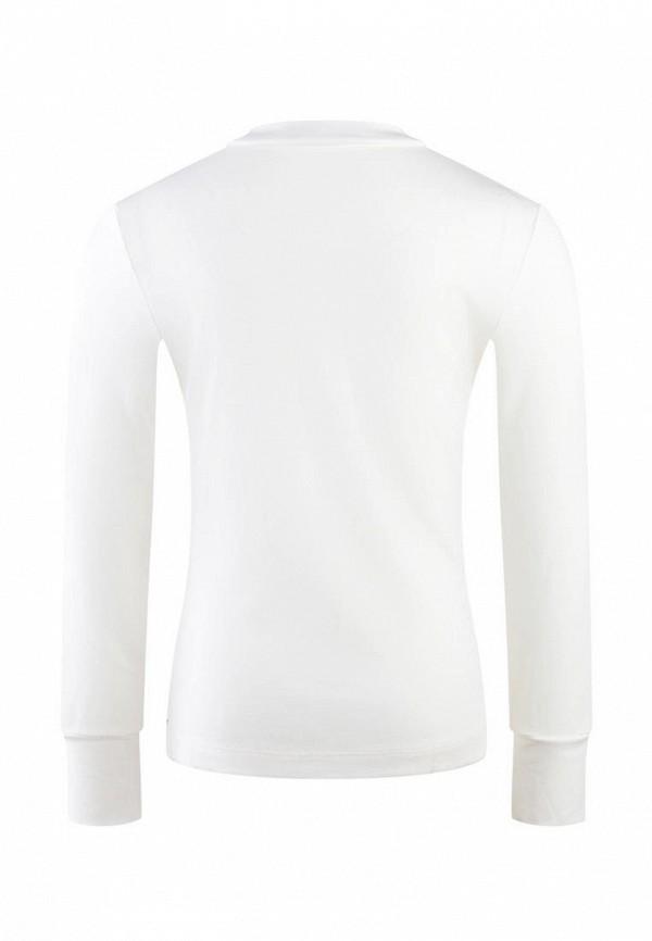 Джемпер для девочки DanMaralex цвет белый  Фото 2