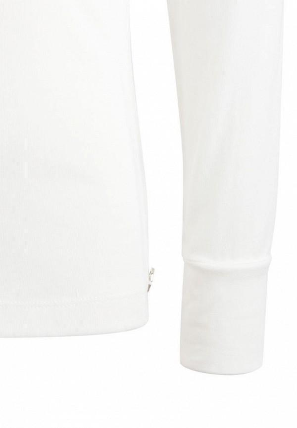 Джемпер для девочки DanMaralex цвет белый  Фото 3