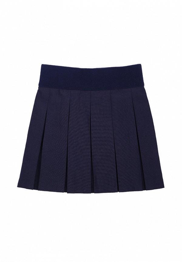 юбка timbo для девочки, синяя