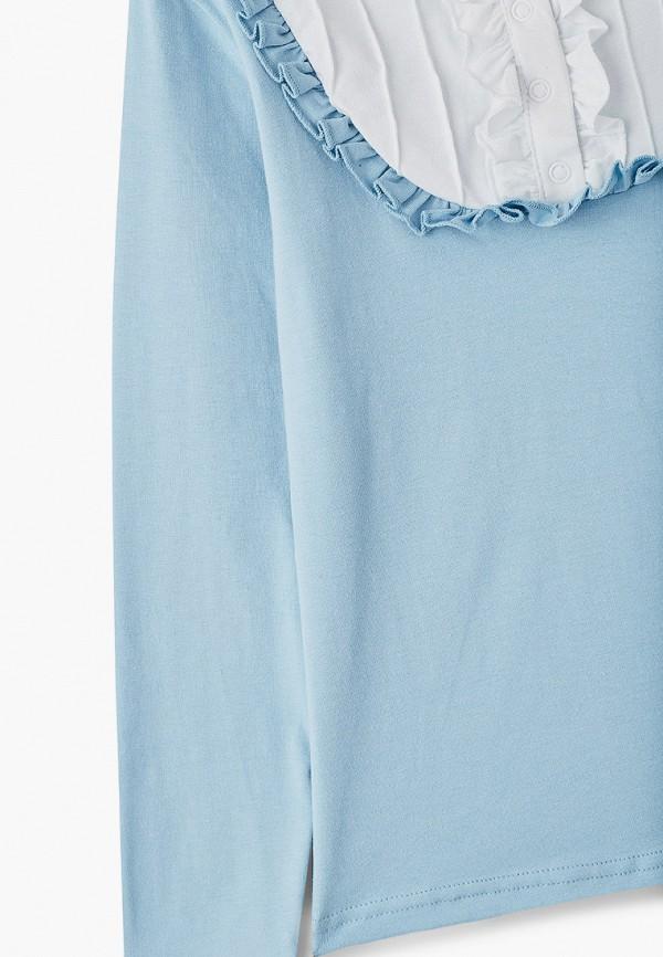 Блуза Repost цвет голубой  Фото 3