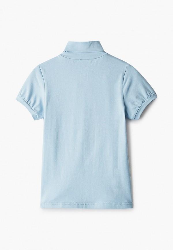 Водолазка для девочки Repost цвет голубой  Фото 2