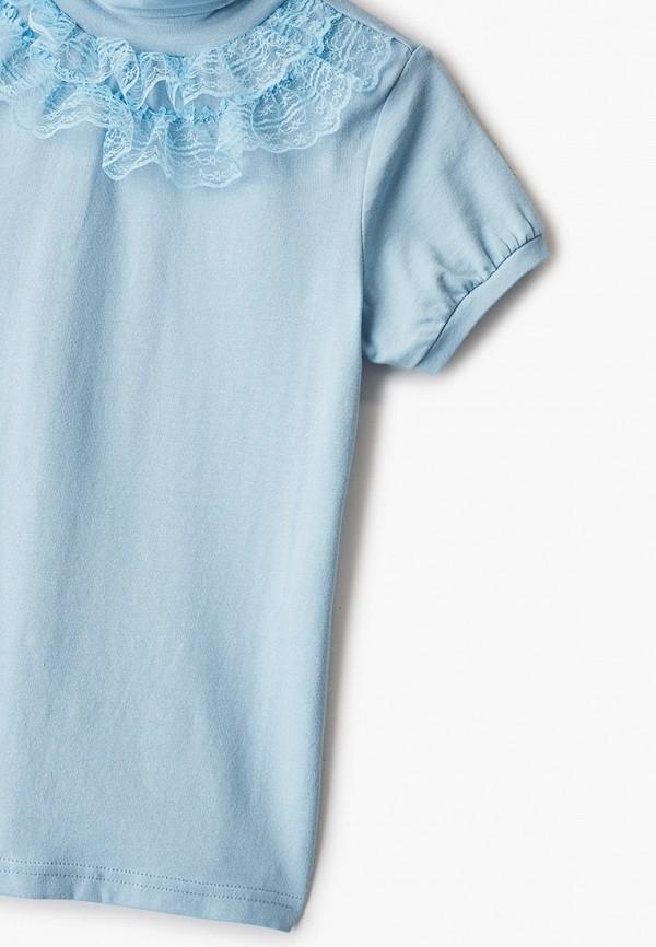 Водолазка для девочки Repost цвет голубой  Фото 3