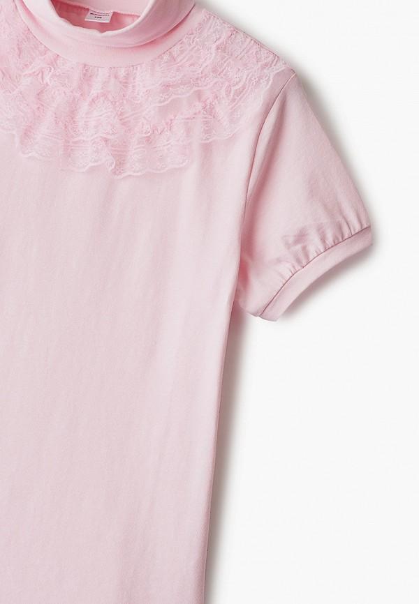 Водолазка для девочки Repost цвет розовый  Фото 3
