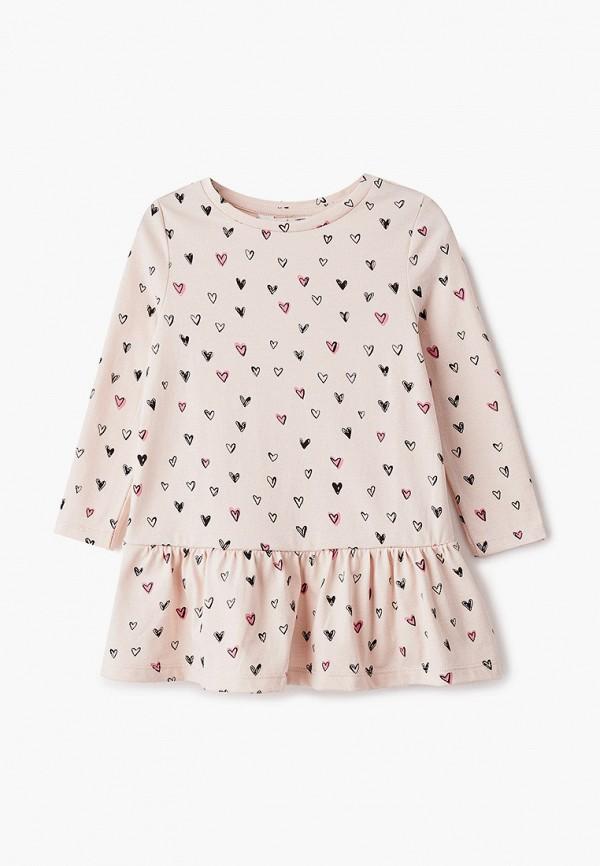 Платья для девочки Sela цвет розовый