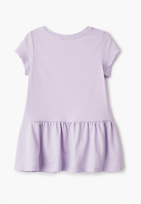 Платья для девочки Sela цвет фиолетовый  Фото 2
